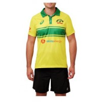 Asics Cricket AUS 18 Replica Retro ODI Shirt