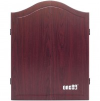 One80 Rosewood MDF Wood Cabinet