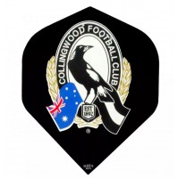 AFL Dart Flights Collingwood