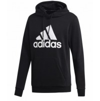 adidas Must Haves Badge of Sport French Terry Pullover Hoodie M