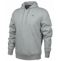 New Balance Volume Fleece Hoodie M - Grey