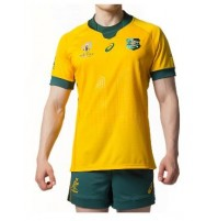 Asics Wallabies Rugby World Cup Jersey 2019