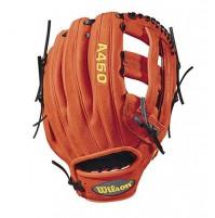 "Wilson A450 11"" RH Baseball Glove Series"
