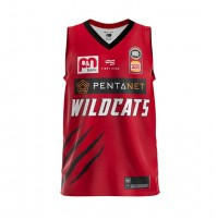 Perth Wildcats Replica Home Jersey 19/20 - Youth