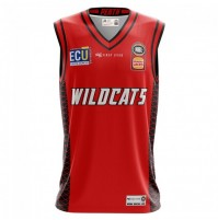 Perth Wildcats Replica Home Jersey 18/19 - Adult