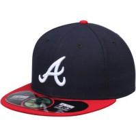 MLB Atlanta Braves New Era Snapback