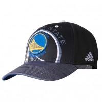 NBA Adidas Golden State Warriors Cap