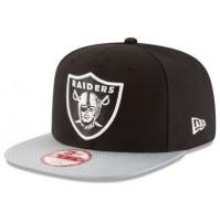 NFL New Era Oakland Raiders Snap Back