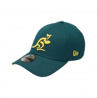 Rugby Union New Era Wallabies Cap Green