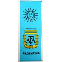 Argentina Supporter Scroll