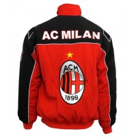 AC Milan Supporters Jacket