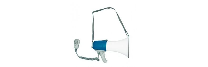 Megaphone or Loudhalers