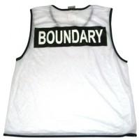 Boundary Runner Bib