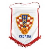 Croatia Wall Pennants