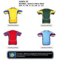 Grandsport Santa Fe Soccer Shirts