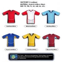 Grandsport Victory 3 Colour Soccer Shirts