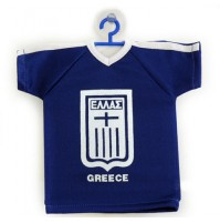 Greece Mini Shirt