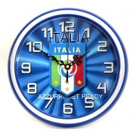 Italy Supporter Clock