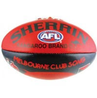 Melbourne Demons Club Song Football