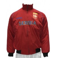 Serbia Supporters Jacket