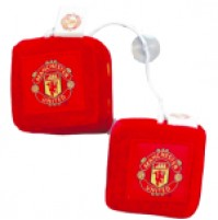 Manchester United Fluffy Dice