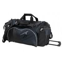 Gear for Life Solitude Travel Bag - Black