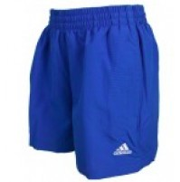 Adidas Essential Boys Shorts - Blue